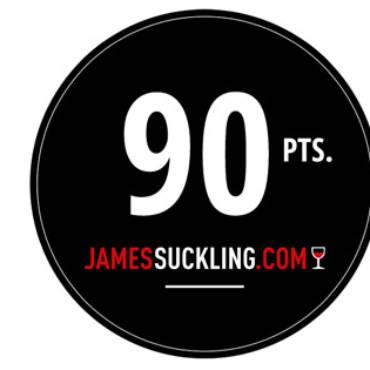 JamesSuckling.com 90 pts.