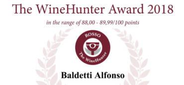 Merano Wine Festival The WineHunter Award 2018